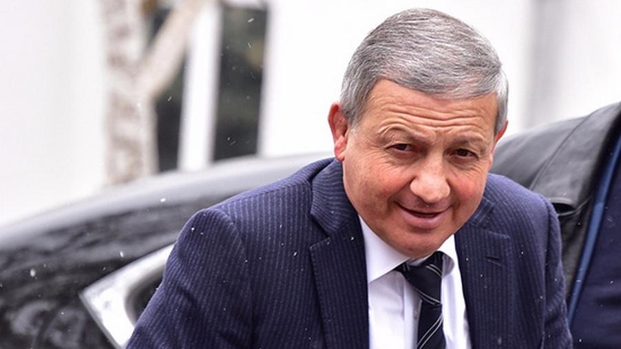 Вячеслав Битаров объявил об экспроприации госимущества