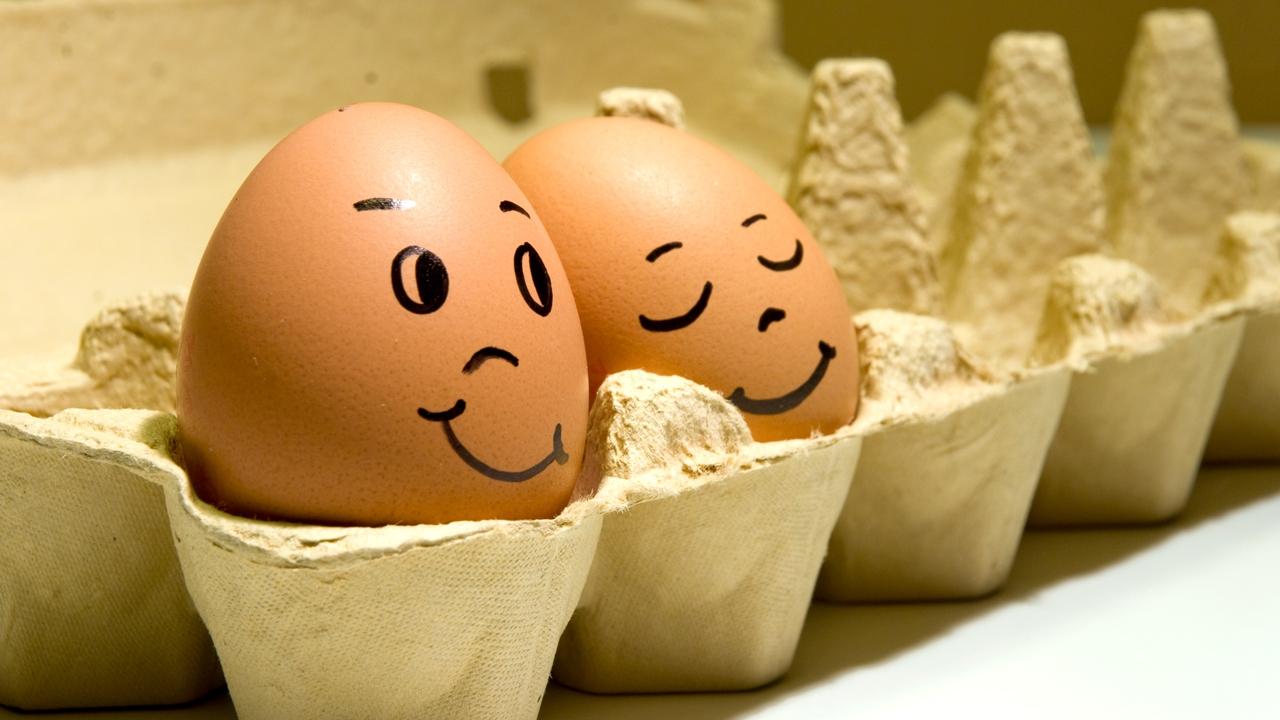 Ветер, колышащий яйца