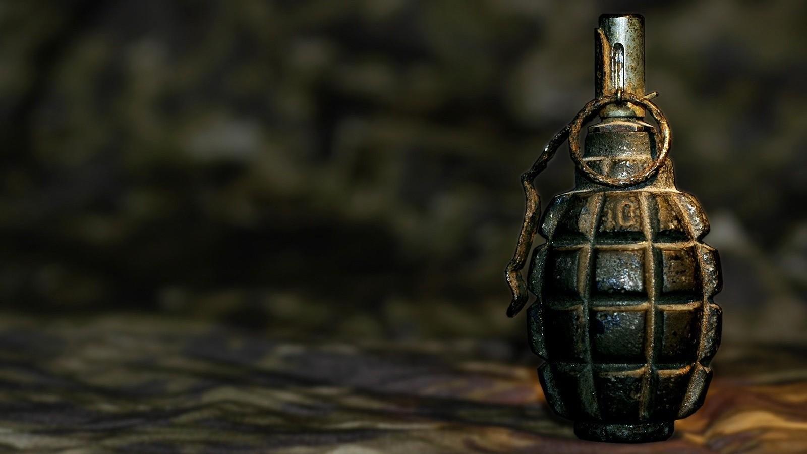 Найденная в поликлинике граната оказалась учебной