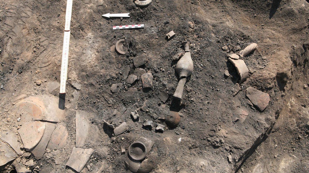 Археологический Ногир