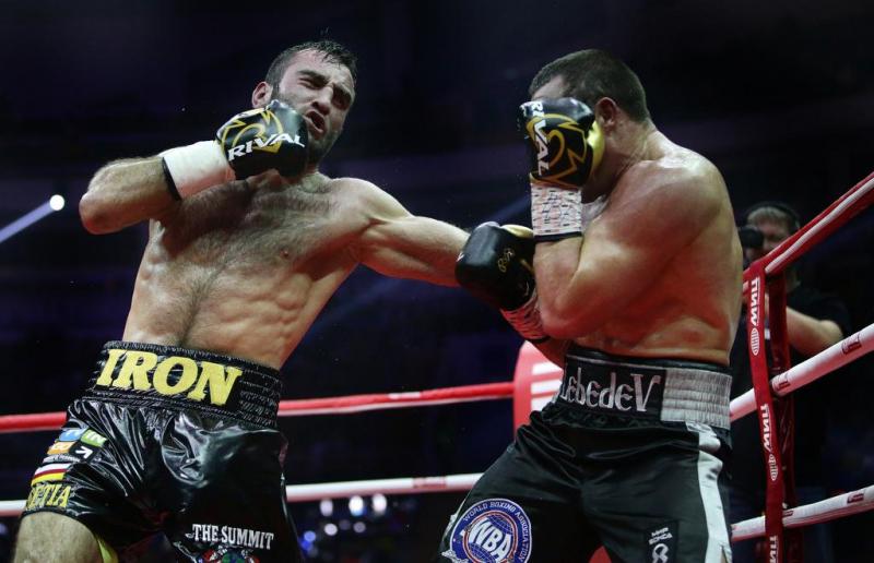 Судья Калинкин объяснил, почему бой выиграл Гассиев