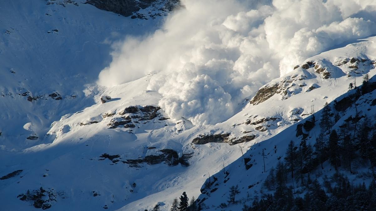 В горах ждут лавин