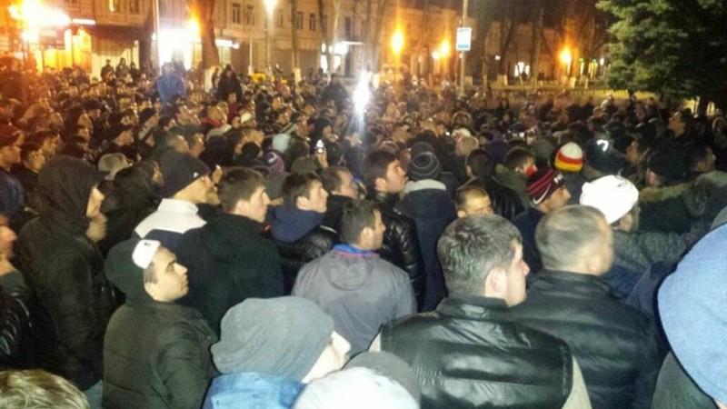 Граждане Северной Осетии протестуют против переименования Ингушетии вАланию