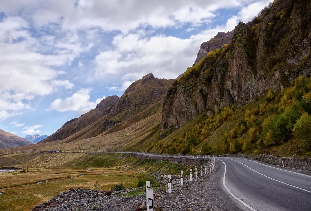 испугалась поменять дороги горные в грузии фото распространенность