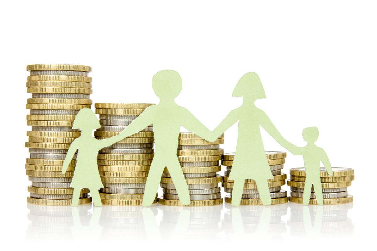 Картинки финансы семья