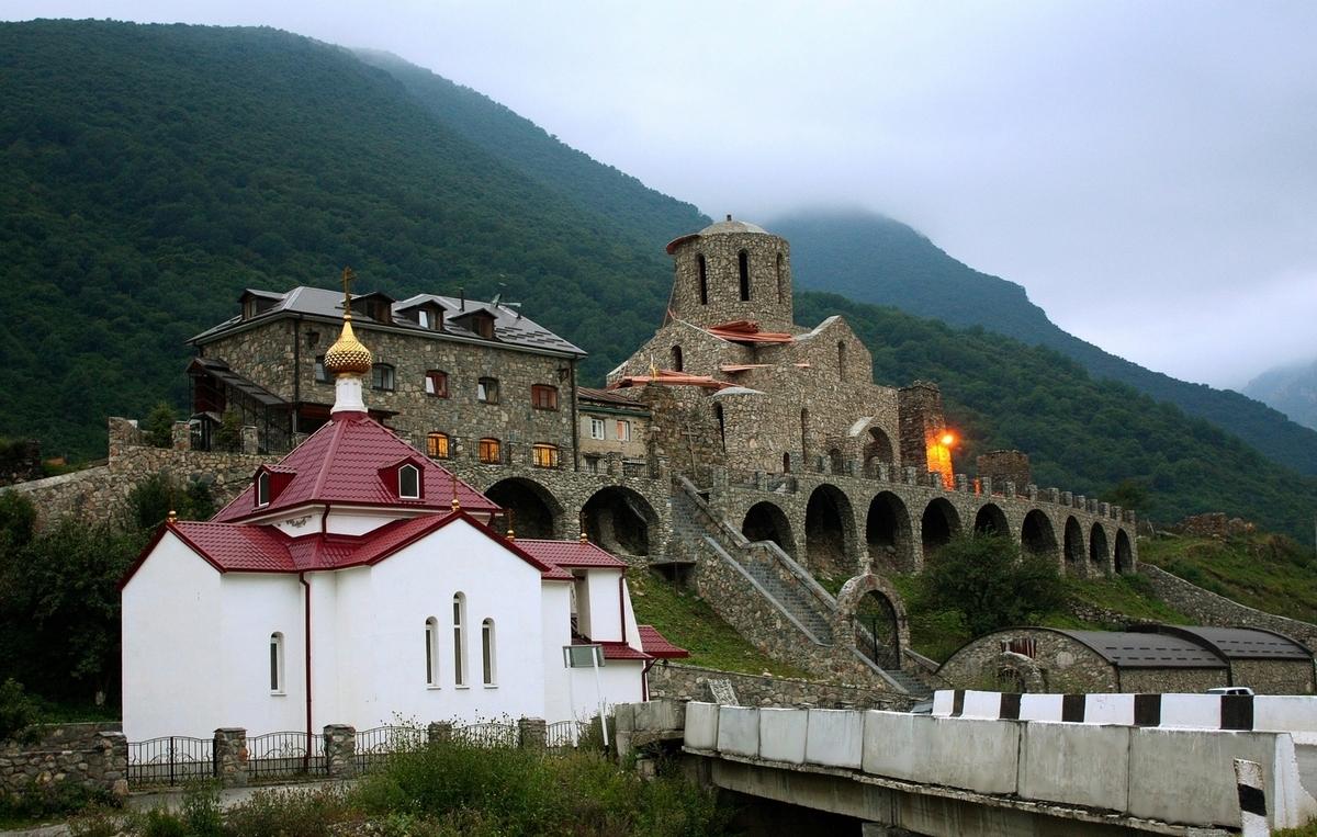 является северный монастырь фото это сбылось благодаря